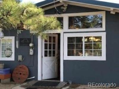 Pine Single Family Home Under Contract: 18131 Buffalo Creek Road
