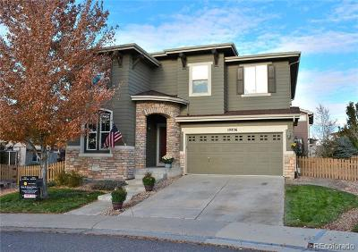 Highlands Ranch Single Family Home Active: 10836 Brooklawn Road