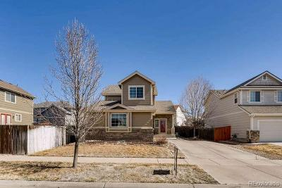 Single Family Home Sold: 3662 South Quatar Way