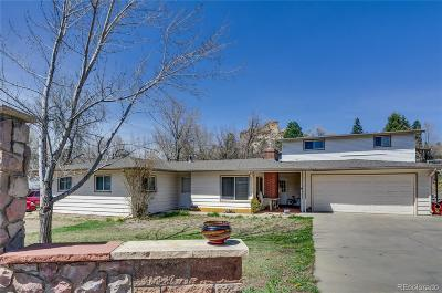 Castle Rock Single Family Home Active: 777 5th Street