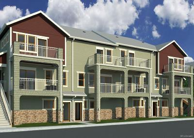 Brighton, Henderson, Hudson, Lochbuie Condo/Townhouse Active: 11250 Florence Street #18A