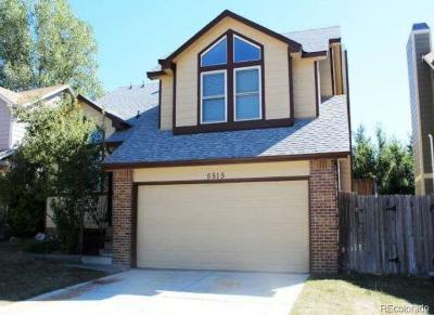 Castle Rock Single Family Home Under Contract: 5515 East Prescott Avenue