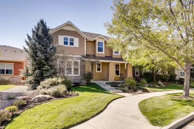 Longmont Single Family Home Under Contract: 605 Deerwood Drive