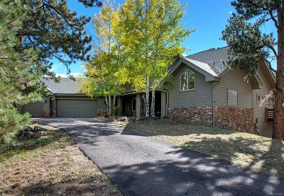 Evergreen Single Family Home Under Contract: 1570 Blakcomb Court