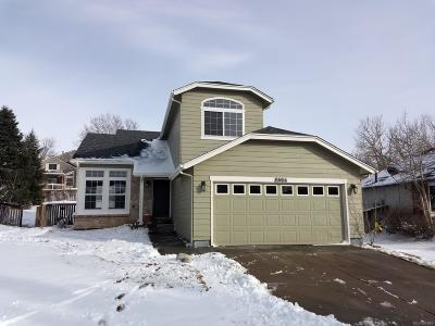 Highlands Ranch Single Family Home Under Contract: 8984 Maribou Court