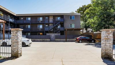Denver Condo/Townhouse Under Contract: 120 South Pennsylvania Street #308