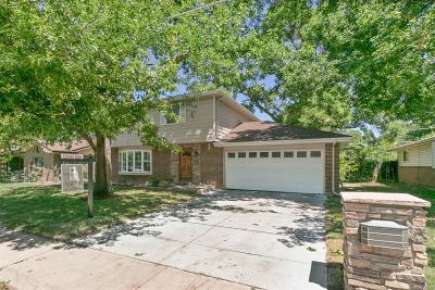 Denver CO Single Family Home Active: $529,000