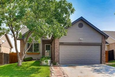 Aurora Single Family Home Under Contract: 4262 South Ireland Court