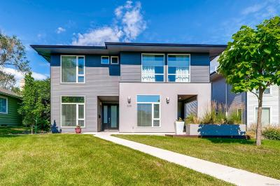 Single Family Home Under Contract: 3215 South Dahlia Street
