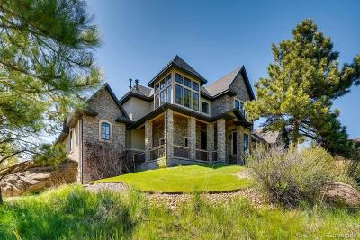 Castle Rock Single Family Home Active: 2159 Lost Canyon Ranch Court