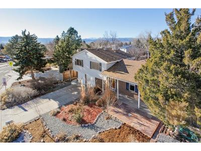 Boulder Single Family Home Active: 4607 Concord Drive
