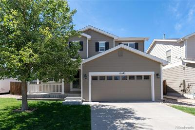 Littleton Single Family Home Active: 10575 Jaguar Drive