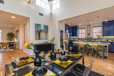 Boulder Condo/Townhouse Active: 840 Pearl Street #D