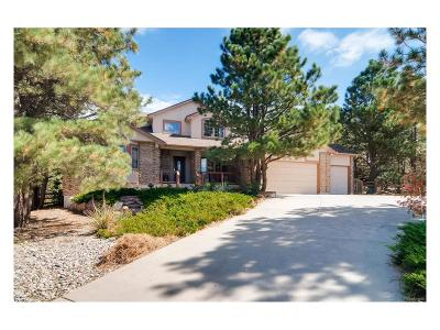 Monument Single Family Home Under Contract: 20155 Doewood Drive