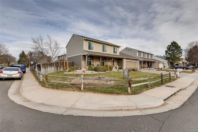 Aurora Single Family Home Under Contract: 16005 East Arkansas Drive