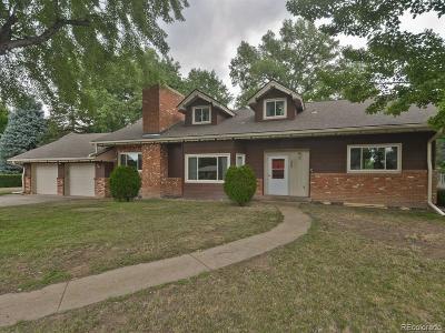 Longmont Single Family Home Active: 1010 Kay Street