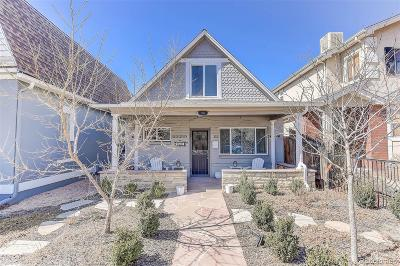 Single Family Home Under Contract: 1541 South Lincoln Street