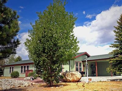 Buena Vista CO Single Family Home Under Contract: $254,500