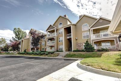 Castle Rock Condo/Townhouse Under Contract: 6005 Castlegate Drive #B12