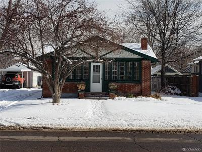 Englewood Single Family Home Under Contract: 2760 South Logan Street