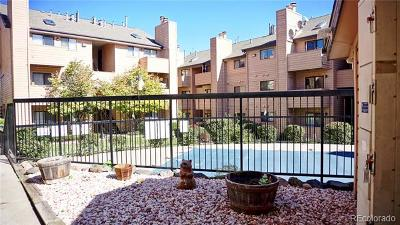 Denver Condo/Townhouse Active: 3100 South Federal Boulevard #118