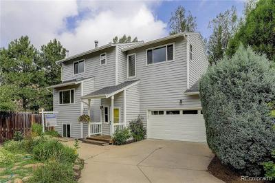 Boulder Single Family Home Active: 125 Mineola Court