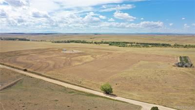 Kiowa CO Residential Lots & Land Active: $150,000