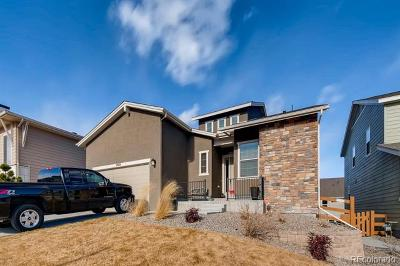 Arvada Single Family Home Active: 17619 West 94th Drive