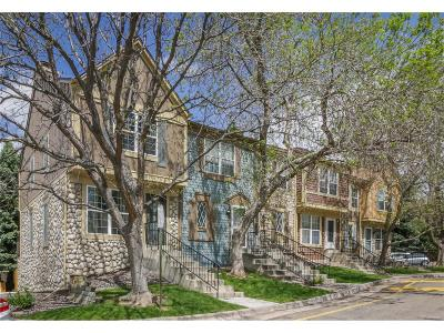 Centennial Condo/Townhouse Under Contract: 2737 East Nichols Circle