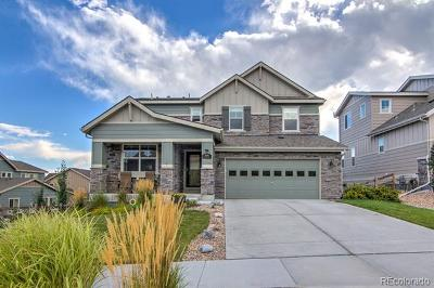Arvada Single Family Home Active: 16286 West 94th Drive