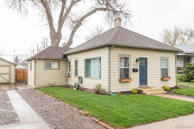 Englewood Single Family Home Active: 4319 South Logan Street