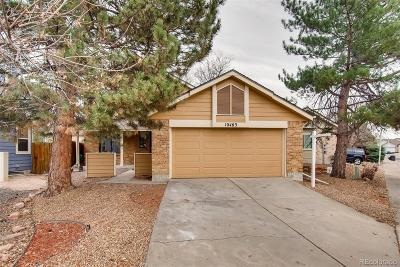 Arvada Single Family Home Active: 10463 West 84th Place
