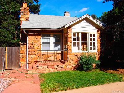 Boulder Single Family Home Active: 524 18th Street