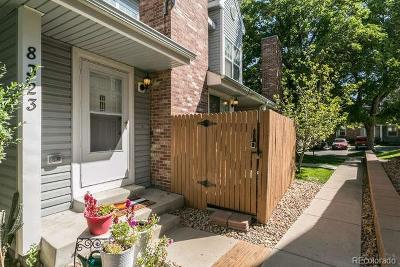 Broomfield Condo/Townhouse Active: 8323 West 90th Place