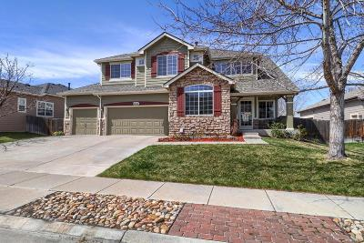 Arvada Single Family Home Under Contract: 8227 Swadley Court