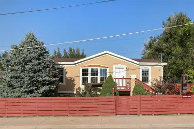 Denver Single Family Home Under Contract: 2280 South Bryant Street