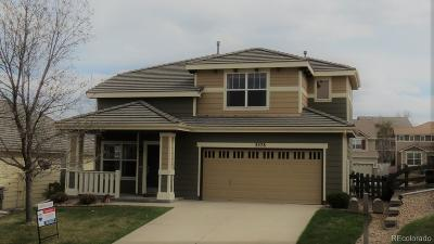 The Meadows Single Family Home Under Contract: 3578 Wonder Drive