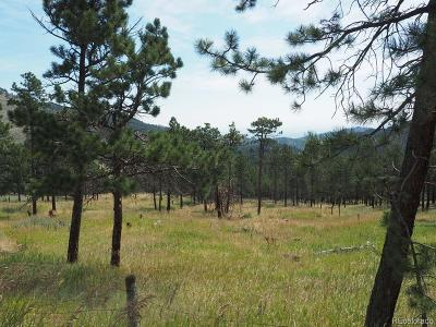 Boulder Residential Lots & Land Active: 94 County Road 83