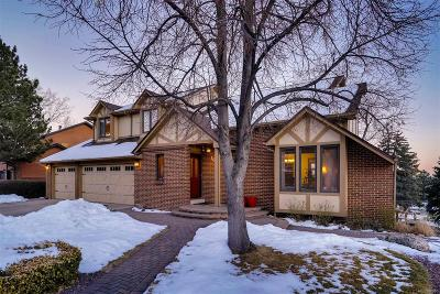 Arvada Single Family Home Under Contract: 7730 West 70th Drive