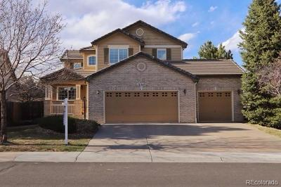 Parker Single Family Home Active: 12543 Swansea Drive
