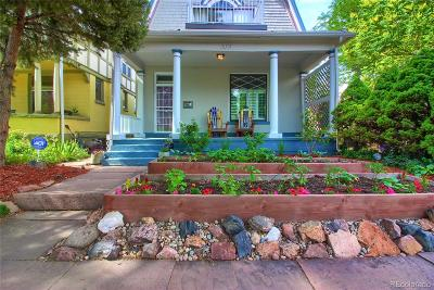 City Park, City Park North, City Park South, City Park West Single Family Home Active: 2019 East 22nd Avenue