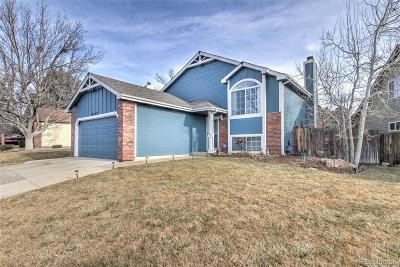 Highlands Ranch Single Family Home Under Contract: 9378 Newport Lane