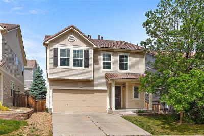 Castle Rock Single Family Home Under Contract: 2616 Coach House Loop