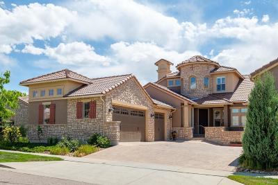 Highlands Ranch Condo/Townhouse Active: 9233 Viaggio Way