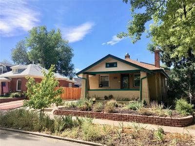 Denver CO Single Family Home Active: $575,000