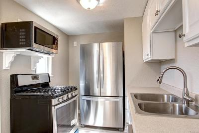 Wheat Ridge Condo/Townhouse Active: 2787 Harlan Street #5