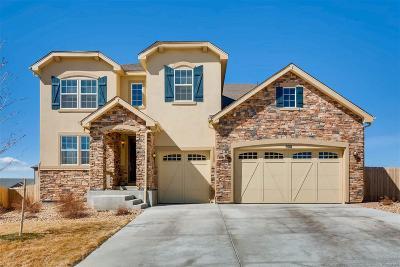 Aurora Single Family Home Active: 5911 South Jamestown Way