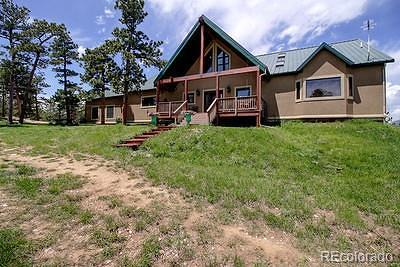 Loveland Single Family Home Active: 850 Lone Wolf Road