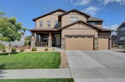 Erie Single Family Home Under Contract: 2255 Front Range Court