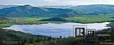 Steamboat Springs Residential Lots & Land Active: 30995 East Us Hwy 40